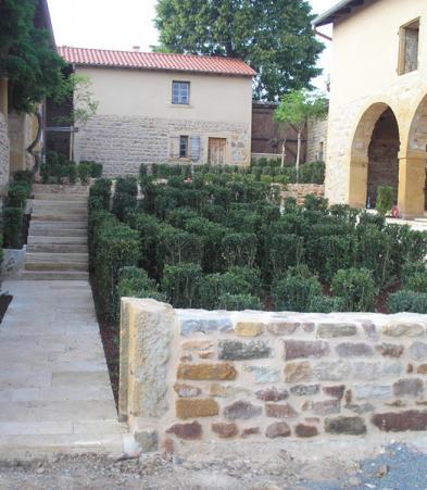cour patio